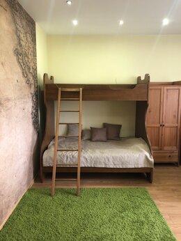 Кроватки - Кровать двухъярусная детская, 0