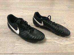 Обувь для спорта - Бутсы Nike черные 44 размер, 0
