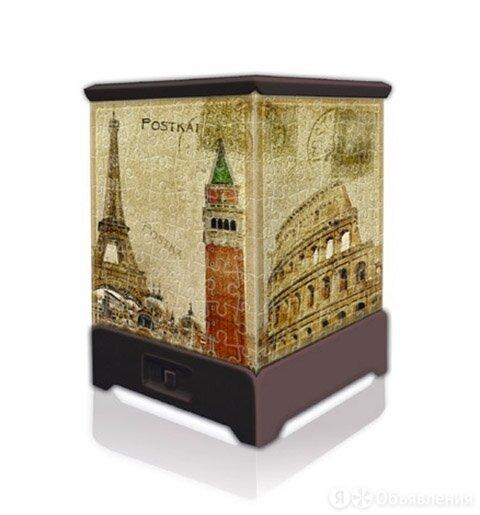 Q1037-1 3D Пазл Ночник Пизанская башня по цене 1050₽ - Пазлы, фото 0