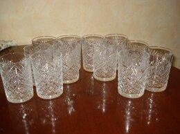 Бокалы и стаканы - Хрустальные стаканы СССР, 0