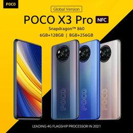 Мобильные телефоны - Новейший Xiaomi Poco X3 Pro 6/128gb, 0