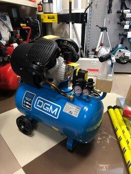 Воздушные компрессоры - Компрессор масляный DGM AC-254, 50 л, 2.2 кВт, 0
