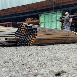Металлопрокат - Труба профильная 40х40х1.5 мм, 0