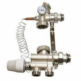 """Элементы систем отопления - Насосно-смесительный узел для теплого пола"""" 10БАР """"ViEiR"""" (5/1шт) VR202, 0"""