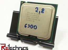 Процессоры (CPU) - CPU/E6300/2.80GHz, 0