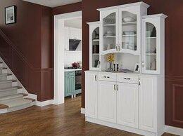 Мебель для кухни - Буфет Прованс-014 Клён Белый, 0