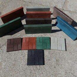 Садовые дорожки и покрытия - Бордюры и лотки полимерпесчаные  500х200х30, 0