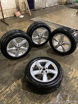 Шины, диски и комплектующие - Диски, колеса для  VAG 5*112 R17  , 0