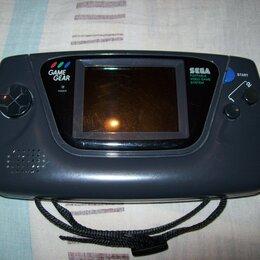 Ретро-консоли и электронные игры - Sega Game Gear, 0