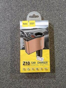 Зарядные устройства и адаптеры - Автомобильная зарядка Hoco Z10 Car Charger, 0