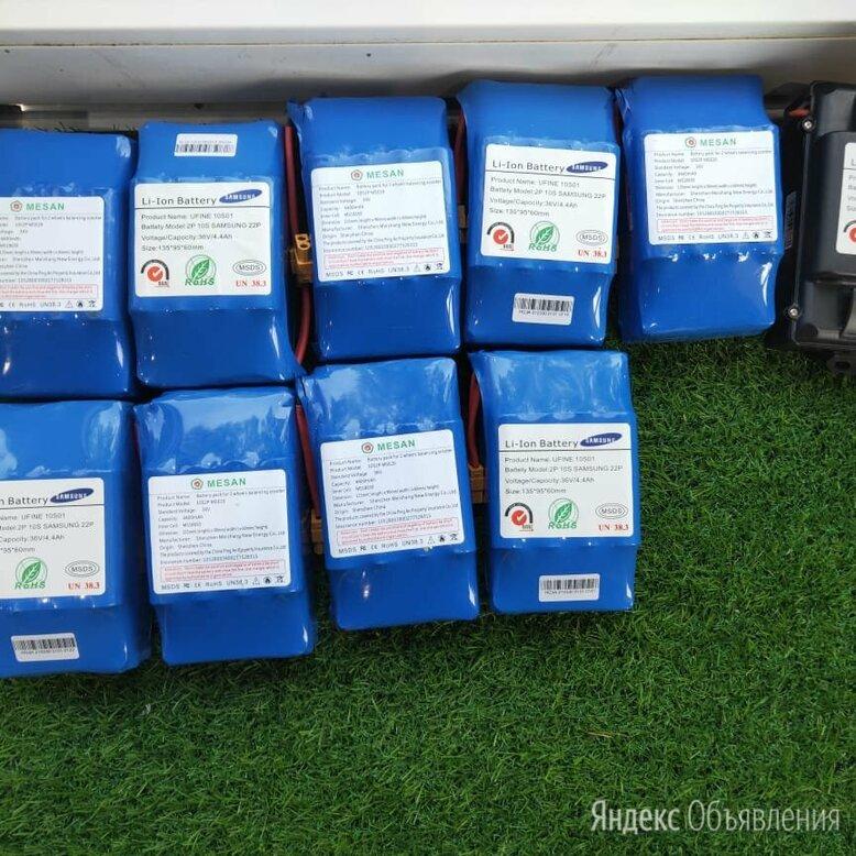 АККУМУЛЯТОРЫ (АКБ) для гироскутера\дрифт-кара по цене 2500₽ - Аксессуары и запчасти, фото 0