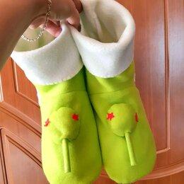 Домашняя обувь - Тапочки Танки , 0