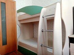 Кроватки - двухъярусная  детская кровать, 0