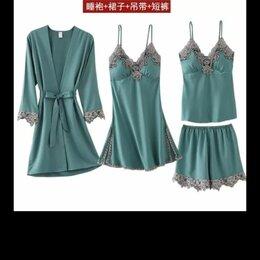Домашняя одежда - Пижамный комплект .новый, 0