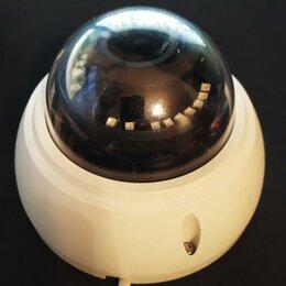 Камеры видеонаблюдения - Купольная XM IP 5 Mpix видеокамера LSVT IP576P52X, 0