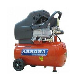 Воздушные компрессоры - Компрессор воздушный масляный Aurora WIND-25, 0