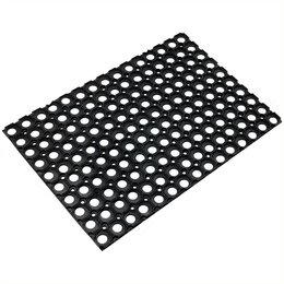 Ковры и ковровые дорожки - Коврик ячеистый OfficeClean, грязесборный, 50*100*1,6см, черный, 0