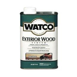 Масла и воск - Лаки, масла WATCO Масло WATCO Exterior Wood суперстойкое для деревянных фасад..., 0