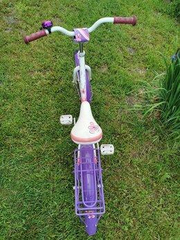 Велосипеды - Велосипед детский для девочки Stels 210, 0
