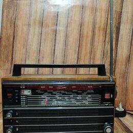 Радиоприемники - Радиоприемник Океан 209, СССР. , 0
