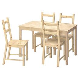 Столы и столики - Стол и четыре стула, 0