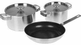 Наборы посуды для готовки - Набор посуды Electrolux E3SS, 0