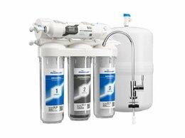 Фильтры для воды и комплектующие - Аквабрайт АБФ-Осмо-5 система обратного осмоса, 0
