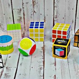 Головоломки - Кубик рубика, 0