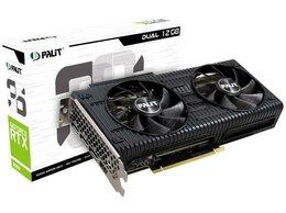 Видеокарты - Видеокарта PCIE16 RTX3060 12GB GDDR6 PA-RTX3060…, 0