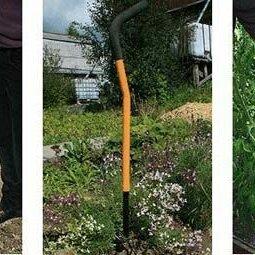 Тяпки и мотыги - Извлекатель удалитель сорняков Tornado mini ручной корнеудалитель, 0