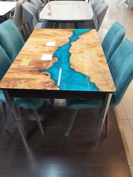 Столы и столики - Стол Река, купить кухонный стол в магазине в…, 0