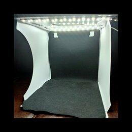 Прочее оборудование - Фотобокс лайткуб Puluz 20см с освещением, 0