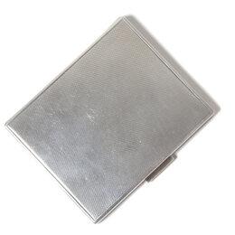 Другое - Небольшой серебряный портсигар.  Ввезен в Швецию., 0