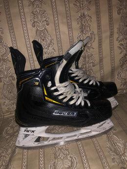 Коньки - коньки хоккейные BAUER, 0