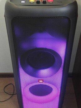 Акустические системы - Музыкальная система Midi JBL PartyBox 1000 Black, 0