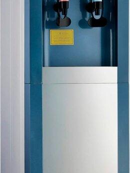 Кулеры для воды и питьевые фонтанчики - Кулер для воды Aqua Work 16LD/EN серебристо-синий, 0