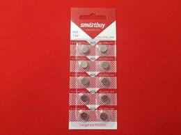 Батарейки - Батарейка часовая SmartBuy AG5-10B 10 шт, 0