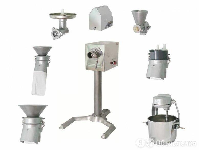 Универсальная кухонная машина УКМ-П Торгмаш по цене 199742₽ - Кухонные комбайны и измельчители, фото 0