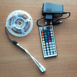 Светодиодные ленты - Ноаая светодиодная лента RGBW, 0