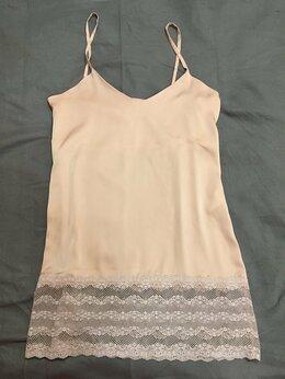 Домашняя одежда - Сорочка женская шелковая, 0