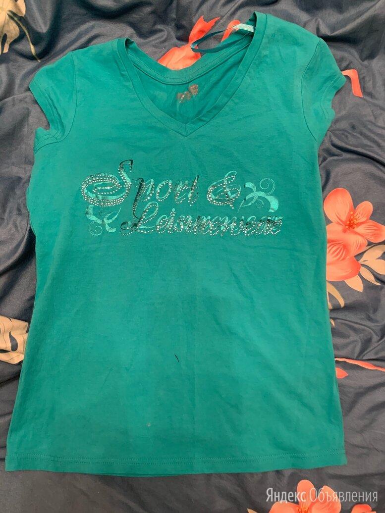 Яркая футболка по цене 300₽ - Футболки и топы, фото 0