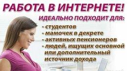 Менеджер - Работа для студентов и взрослых! Без опыта! , 0