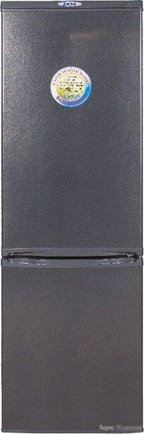 Двухкамерный холодильник DON R 291 G по цене 23859₽ - Холодильники, фото 0