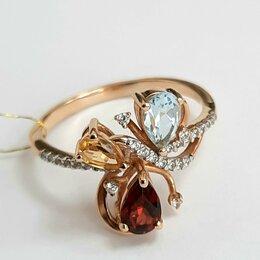 Кольца и перстни - Золотое кольцо ,18,5, 0