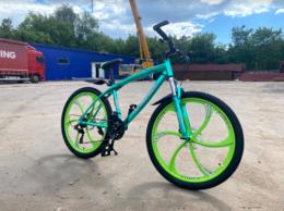 Велосипеды - Велосипед на дисках KANO, 0