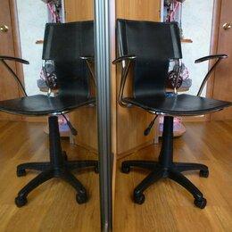 Компьютерные кресла - Кресло модельное черное, 0
