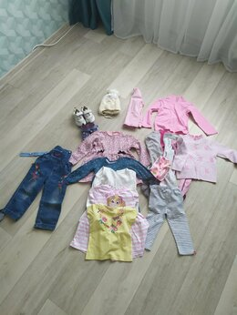 Комплекты - Детские вещи для девочки 80-92, 0