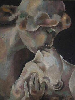 """Картины, постеры, гобелены, панно - Триптих """"любовь"""", 0"""