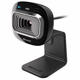 Веб-камеры - Веб камера Microsoft HD 3000, 0