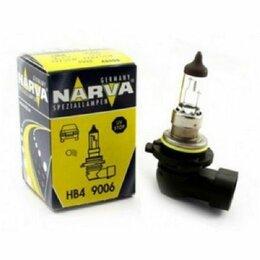 Настольные лампы и светильники - ЛАМПА HB4 NARVA, 0